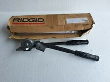 "Ridgid NO.406 Instrument Bender 3/8"" OD Tube Bender 15/16"" Radius # New"