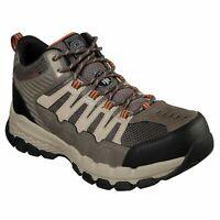 Skechers Queznell Men's Steel Toe Work Shoes