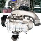 Universal Supercharger Compressor Blower Booster Kompressor Turbine 2.0-3.5l