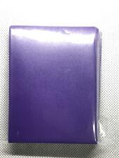 50 un.//paquete DECK Protector mangas de tarjeta 66mm*91mm Color Turquesa Brillante
