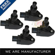 NEW Ignition Coil Pack Set of 4 for 04-09 Mazda RX-8 UF501 N3H118100 IC023