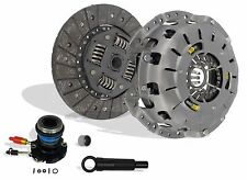 CLUTCH WITH SLAVE AND SELF ADJUSTING PLATE FOR 95-11 FORD RANGER 2.3L 2.5L 3.0L