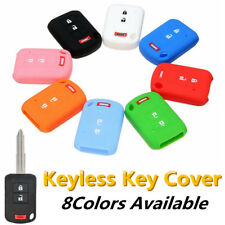 3Buttons Silicone Cover Key Case Fob For Mitsubishi Lancer Outlander Sport 16-17