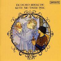 Duncan Browne - Give Me Take You [CD]