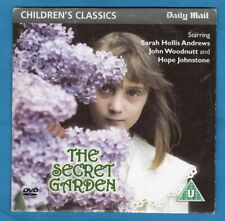 The Secret Garden — Daily Mail CHILDREN'S CLASSICS promo DVD [U]