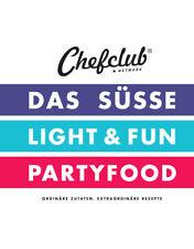 Set Chefclub, 3 Bde. Snacking Media