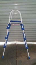 """INTEX ABOVE GROUND SWIMMING POOL LADDER ULTRA FRAME 42"""" COMPLETE"""
