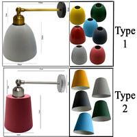 Vintage Loft Indoor Lights Bar Sconce Bedroom Modern Wall Lamp Kitchen Lighting