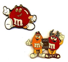 Friandises Pin/Broches-m&m 'S/2 broches!!! [3957]