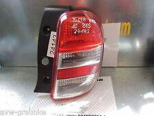 Rückleuchte Nissan Micra IV K13 5-türer Beifahrerseite 265501HA0B 89050363