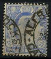 Cape Of Good Hope 1902-4 SG#73, 2.5d Ultramarine KEVII Used #D69422