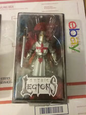 Mythic Legions Sir Godfrey Figure Four Horsemen NEW