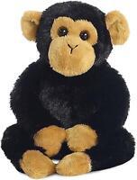 Aurora World Mini Flopsies Clyde Chimp Plush Soft Toy 8In 31710 Child Gift