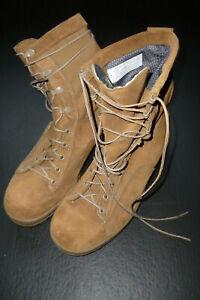 US Army McRae Boots Gore-Tex Stiefel OCP Coyote 9,5W 277/104 ca. 44 mfg 2016 Tan
