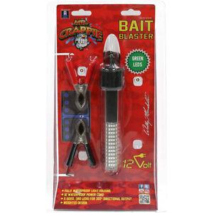 T-H Marine Mr. Crappie Bait Blaster - Underwater Green Light  LED-34143-DP