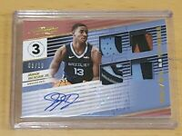 2018 Panini Absolute Jaren Jackson Jr. Auto RC Hot SSP /10 True RPA Sick Patch