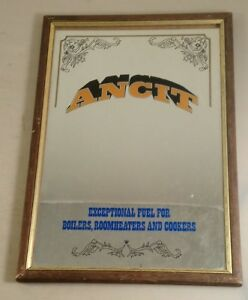 Vintage Ancit Fuel Mirror - Ancit Mirror