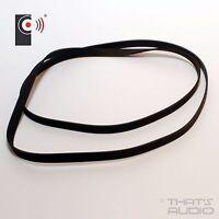 Fits TECHNICS - Replacement Turntable Belt for SL-B101 SL-B202 SL-B303