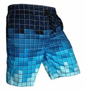 Men's Swimming Shorts Beach Wear Surf Board Elastic Waist Band Beach Summer S-XL