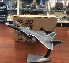 AF1 1/72 China PLA J-20 Fighter Diecast Model