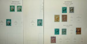 Collection of Proprietary Revenue Stamps Lot 1