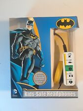 DC Comics Batman Kids-Safe Headphones