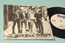 "SUBURBAN STUDS 7"" NO FAITH ORIG UK 1977 EX+ TOP PUNK RARE !!!!!!!!!"