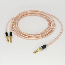 Headphones Cable Audio Upgrade Cable For Meze 99 Classics/Focal Elear Headphones