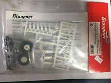 +++ Graupner Kleinteileset für Depronmodelle 7816.W