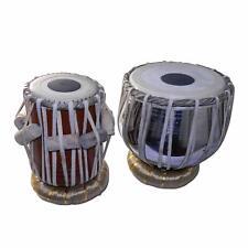 Indische Tablas mit Tasche Trommeln Tablapaar Perkusssion Schlaginstrument