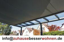 Unterdachbeschattung - Markise für Terrassendach Terrassenüberdachung  5,5x2,5 m
