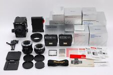 【All Boxed!! Near Mint】Mamiya RZ67 Pro II + 110mm Lens Kit From Japan #370