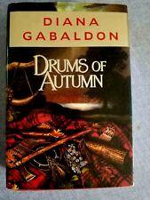 Diana Gabaldon DRUMS OF AUTUMN 1997 HB/DJ 1st