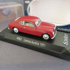 746E Solido 4563 Lancia Aurelia 1951 1:43