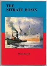 The Nitrate Boats (Lawther, Latta & Co.Ltd) by David C.E. Burrell NEW