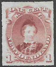 Newfoundland Scott Number 37 VF NG