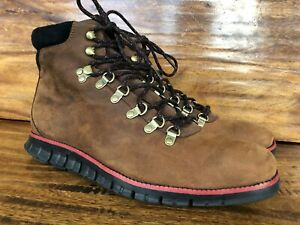 Men's Cole Haan ZeroGrand Lace Up Boots Size 11