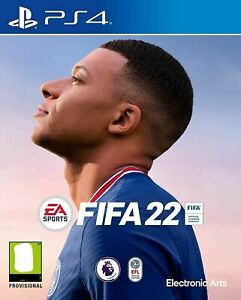 Fifa 22 PS4 **2022** 1st October Delivery NOW IN STOCK
