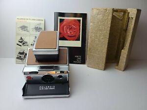 polaroid sx-70 land camera in very good condition