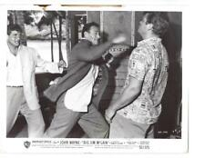 "John Wayne James Arnesss ""Big Jim McLain"" Vintage Movie Still"