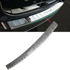 Stainless Steel Rear Bumper Protector Sill Plate Cover for Ford Edge Year 07-14