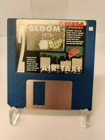 Issue 52 Gloom, Air Taxi Amiga Power Cover Disk TESTED