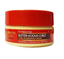 Creme Of Nature With Argan Oil Butter Licious Curls - Hydrating Creme 213g