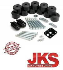 "JKS 1.25"" B1 Body Lift 97-06 Jeep Wrangler TJ LJ 9904"