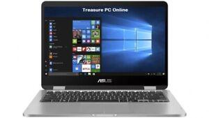 "Asus TP401MA-BZ034TS Vivobook Flip Intel Q-C N5000 4GB RAM 128GB eMMC 14"" Touch"