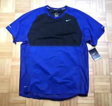 Nike Herren-Sport-Shirts mit kurzen Ärmeln