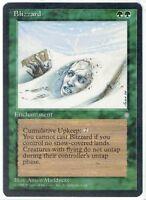 Blizzard Ice Age MTG Card Single Green WOTC Magic:The Gathering RARE