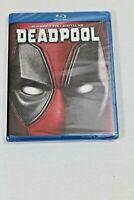 Deadpool BluRay+dvd+digital NEW