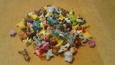 "Pokemon NINTENDO Lot of 84 PVC 1"" - 2"" figurines PENCIL TOPPERS Gumball?"