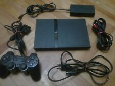 Sony Playstation 2 Ps2 Slim Console ~MULTI REGION~ Region Free NTSC-U/J PAL